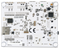 Bottom view product image of the Arty Z7: APSoC Zynq-7000 Development Board for Makers and Hobbyists.