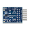 Bottom view product image of the Pmod NAV: 9-axis IMU Plus Barometer.