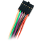 Close up image of the 2x6 Flywires: Signal Cable Assembly for the Digital Discovery.