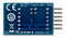 Bottom view product image of the Pmod HYGRO: Digital Humidity and Temperature Sensor.