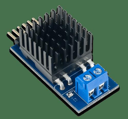 Pmod SSR │ 固態繼電器電子開關模組
