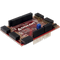 Angled view product image of the Pmod Shield: Adapter Board for Uno R3 Standard to Pmod.