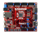 Top view product image of the Digilent Pro MX7: PIC32-based Embedded Systems Trainer Board
