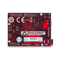Bottom view product image of the uC32: Arduino-programmable PIC32 Microcontroller Board.