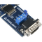Product image of the Pmod CAN: CAN 2.0B Controller with Integrated Transceiver plugged in and in use. Additional products sold separately.