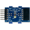 Top view product image of the Pmod COLOR: Color Sensor Module.