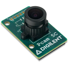 Pcam 5C: 5 MP Fixed Focus Color Camera Module product image.