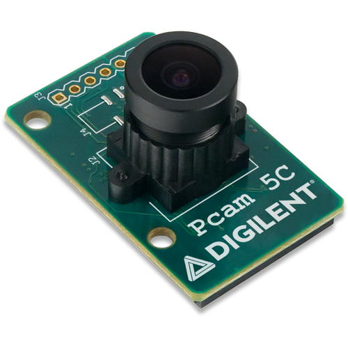 Pcam 5C: 5 MP Fixed Focus Color Camera Module product image.
