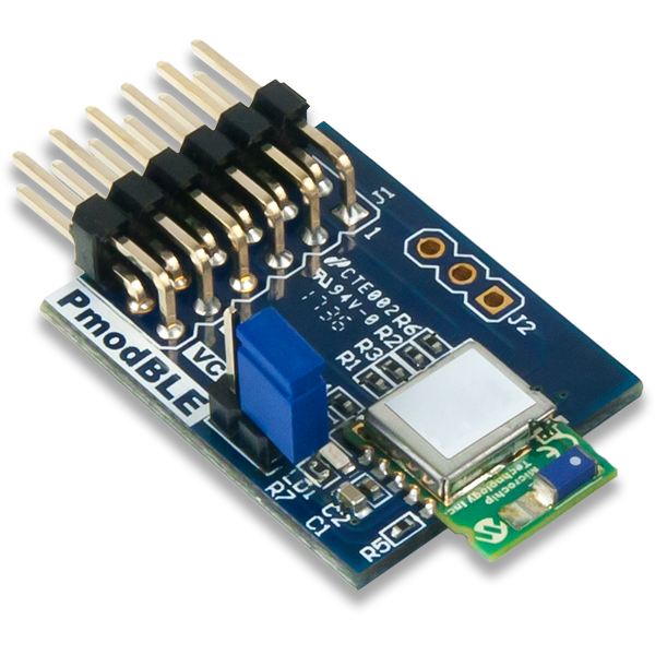 Pmod BLE: Bluetooth Low Energy Interface