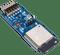 Pmod ESP32 Wireless Communication Module product image.