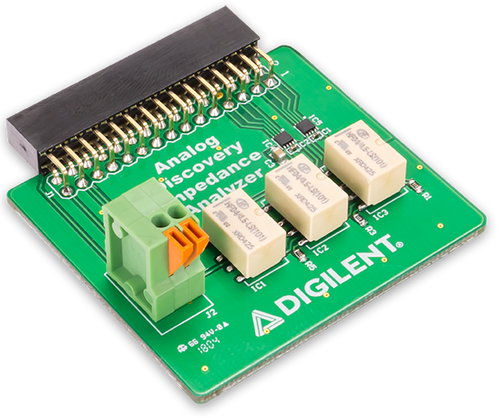 Analog Discovery 2 Impedance Analyzer product image.