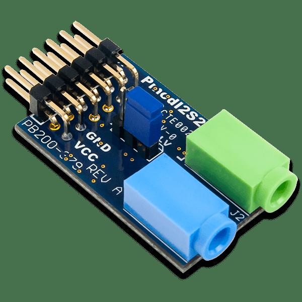 Pmod I2S2 │ 立體聲音頻輸入輸出模組