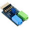 Pmod I2S2: Stereo Audio Input and Output product image.