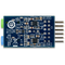Bottom view of the Pmod I2S2: Stereo Audio Input and Output.