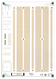 Bottom view product image of the Blank Canvas.
