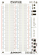 Top view product image of the Breadboard Canvas.