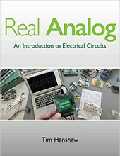 Cover image of Real Analog course material. This download includes the solutions for the course.