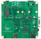 Bottom view product image of the Trenz Development Board.