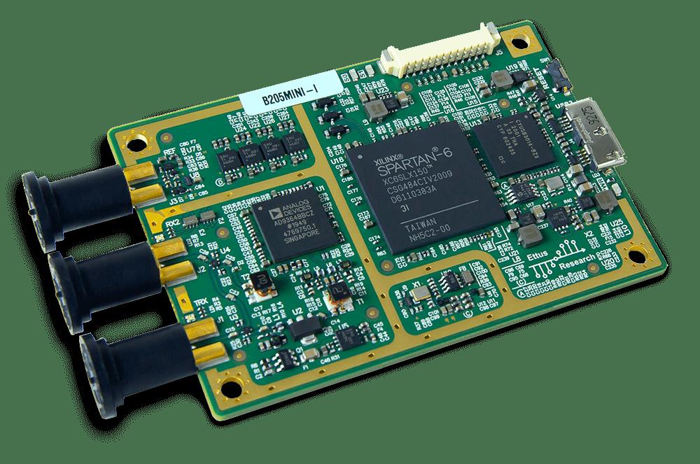 DIGILENT 推出簡易好用的軟體定義無線電平台</br>USRP B205mini-i