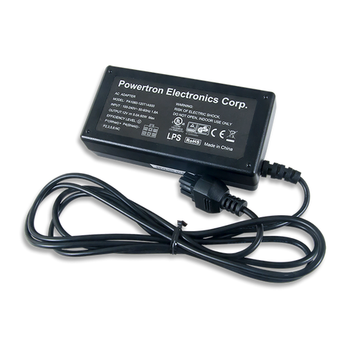 60W PCIe 12V 5A Power Supply product image.