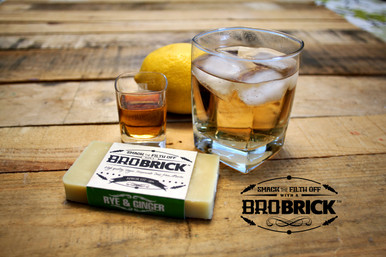 Rye and Ginger Bro Brick