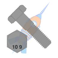 M6 x 50 Din 931 10 Point 9 Metric Partially Threaded Cap Screw Plain