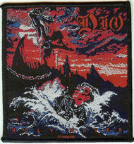 Dio Iron-On Patch Holy Diver Logo