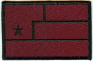 Nine Inch Nails Iron-On Patch Flag Logo