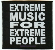 Morbid Angel Sew On Patch Extreme Music Logo