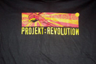 Linkin Park Projekt Revolution Tour T-Shirt Black Size XL