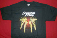 Shadows Fall T-Shirt Baphomet Black Size Small