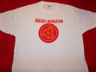 Linkin Park Projekt Revolution Tour T-Shirt White Size XL