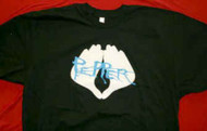 Pepper T-Shirt Hands Logo Black Size 2XL