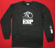 ESP Guitars Long Sleeve T-Shirt 30th Anniversary Black Size Small