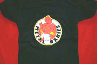 Metal Babies Infant T-Shirt Little Devil Black Size 12-18 Months