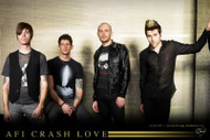 AFI Poster Flag Crash Love Band Photo Tapestry