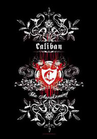 Caliban Poster Flag The Awakening Tapestry