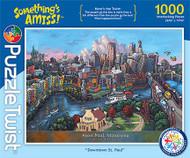 """Puzzle Twist - """"Downtown St. Paul"""""""