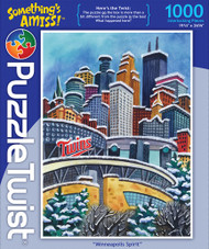 "Puzzle Twist -  ""Minneapolis Spirit"""