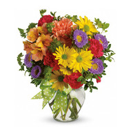 Bright & Sunny floral arrangement