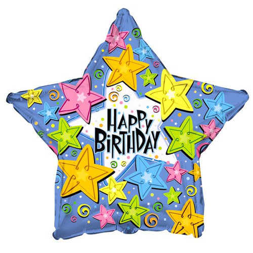 Add a Mylar balloon for an additional $4.50 to any online order