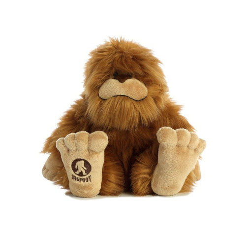 Aurora Big Foot Plush, 16.5""