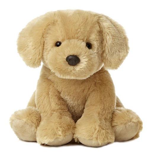 "Plush Dog; 12.5"""