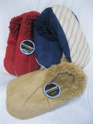 Fleece lined Snoozie slippers