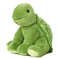 """11"""" plush Turtle"""