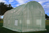 Greenhouse 15'x7' - Walk In Nursery