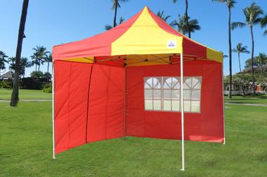 Pop up tent canopy