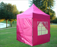 8'x8' Pink Basic - Pop up Tent