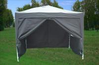 10'x10' Pop Up Canopy Party Tent EZ CS - Black
