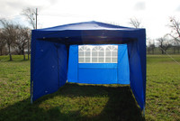 10'x10' Pop Up Canopy Party Tent EZ CS - Blue